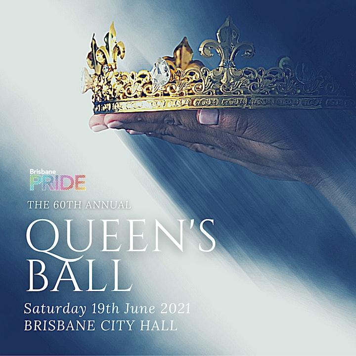 Brisbane Pride Queen's Ball 60th Anniversary image