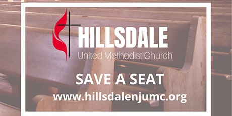 Hillsdale UMC April 25th Seating Reservations tickets