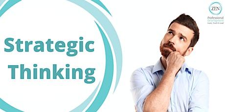Strategic Thinking tickets