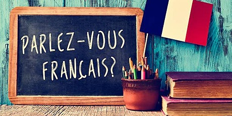 French  - conversation course tickets