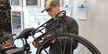 Intermediate Skill Level - Bicycle Maintenance Workshop tickets