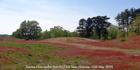 Forgotten Soundscapes of Sutton Hoo:  Rædwald's Saga - with Dr Sam Newton tickets