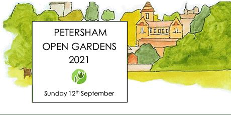 Petersham Open Gardens 2021, Petersham Village, Richmond, TW10 7AD tickets