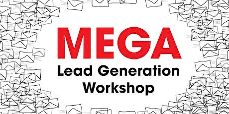 Mega Lead Generation Workshop tickets