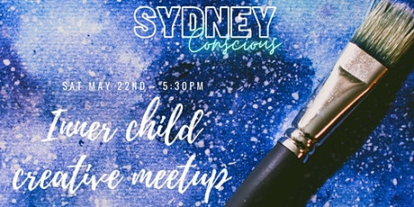 SCG - Special inner child creative meetup - CREATIVITY women's circle tickets