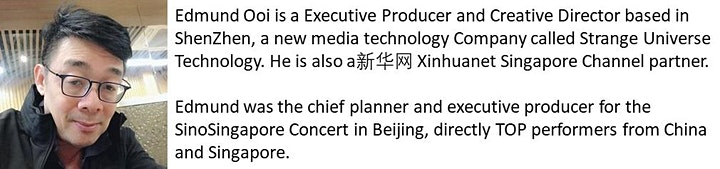 Partner XinHuaNet 新华网 & tap into Edmund's business experience  in China image