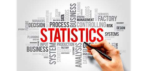 4 Weekends Statistics for Beginners Training Course Geneva billets