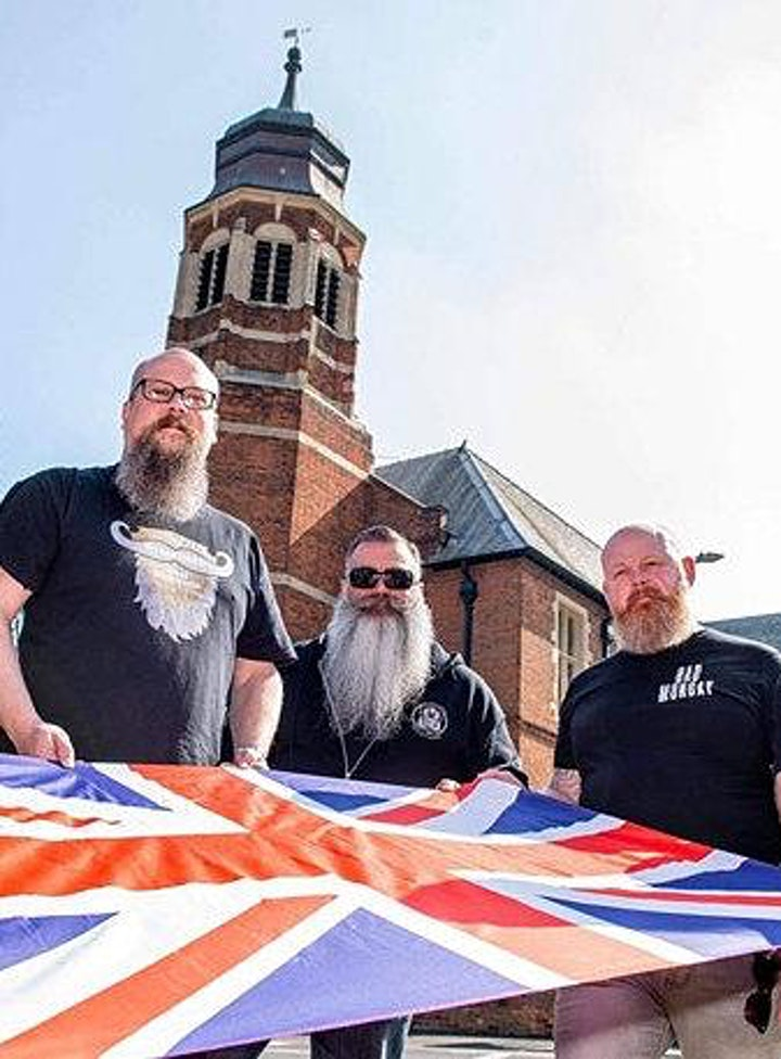 The 5th British Beard and Moustache Championships image