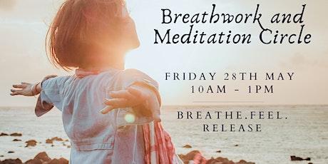 Breathwork and Meditation Circle tickets
