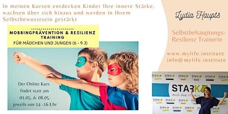Das Löwenstarke Kinder Training   Resilienz für Kinder 6- 9 Jahren Tickets