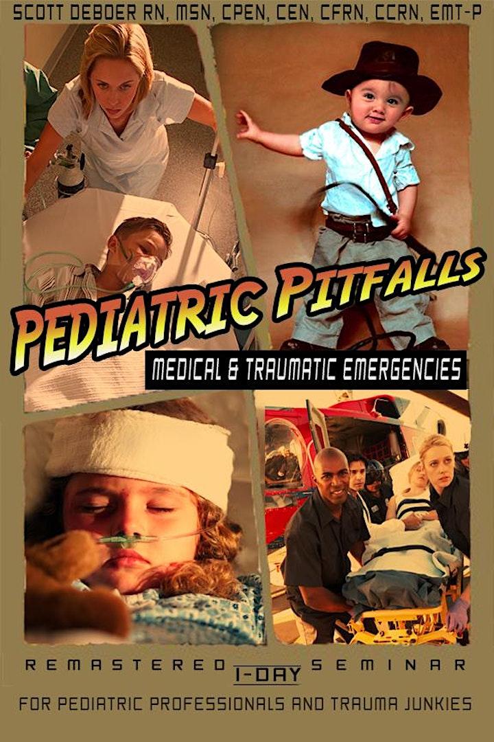 Peds Pitfalls Medical & Traumatic Emergencies - Cedars-Sinai Sim Center, CA image