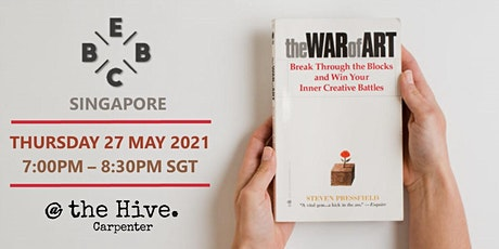 EBBC Singapore - The War of Art (S. Pressfield) tickets