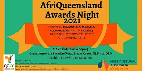 AfriQueensland Awards Night 2021 tickets