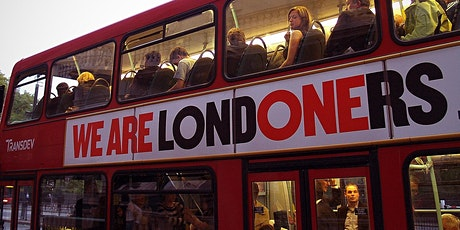Londoners and their stories tickets