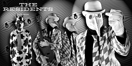 THE RESIDENTS - SAN FRANCISCO tickets