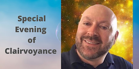 Evening of Clairvoyance with Medium Bill Hughes, 21st May 2021 tickets