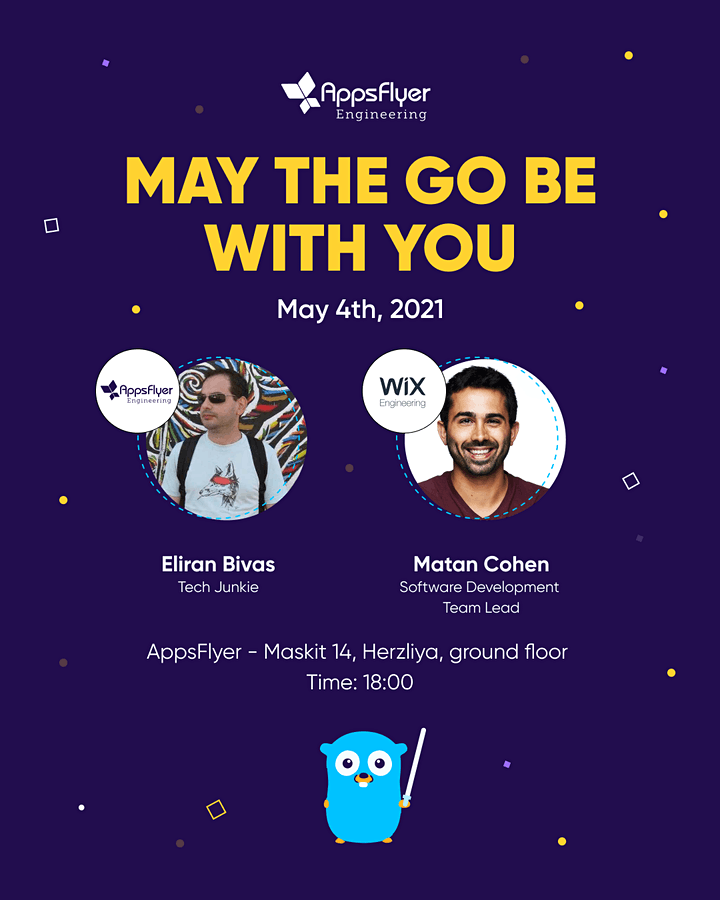 May the Go Be With You image