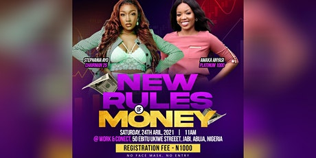 NEW RULES OF MONEY tickets