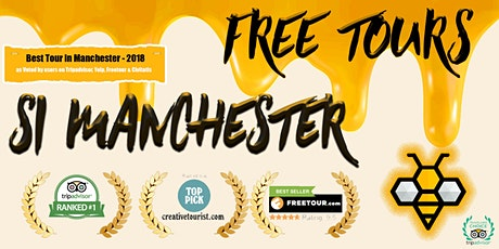 Free Afternoon Walking Tour Manchester - NUMBER ONE TOUR IN MANCHESTER tickets