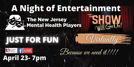 The Show Will Go On- A Night of Entertainment tickets