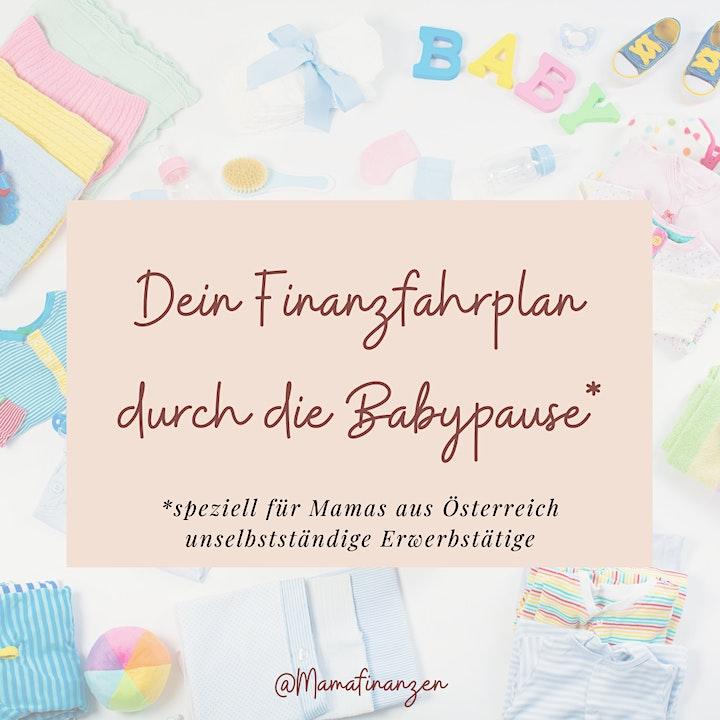 Das Baby kommt: Dein Finanzfahrplan durch die Babypause: Bild
