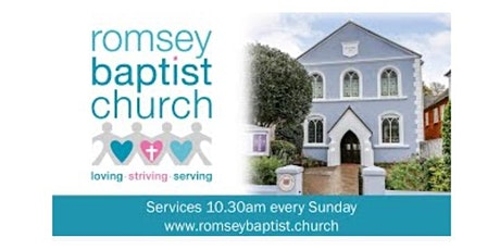 Romsey Baptist - Sunday Morning Service tickets