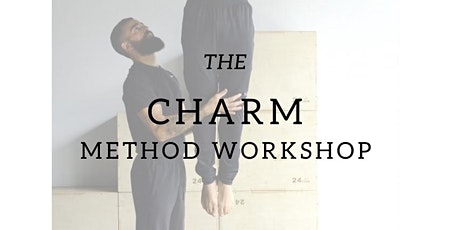 The CHARM CALISTHENICS Workshop (pt.2) tickets