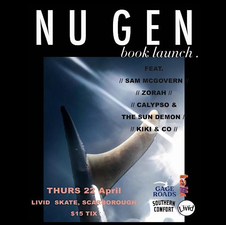 NU GEN // Book Launch image