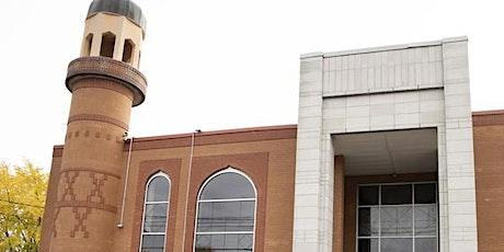 Makkah Masjid - JUMAA 5 (Entry 3:10, Khutbah 3:20, Iqama 3:30 pm) billets