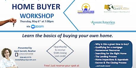 Virtual Home Buyer Workshop tickets