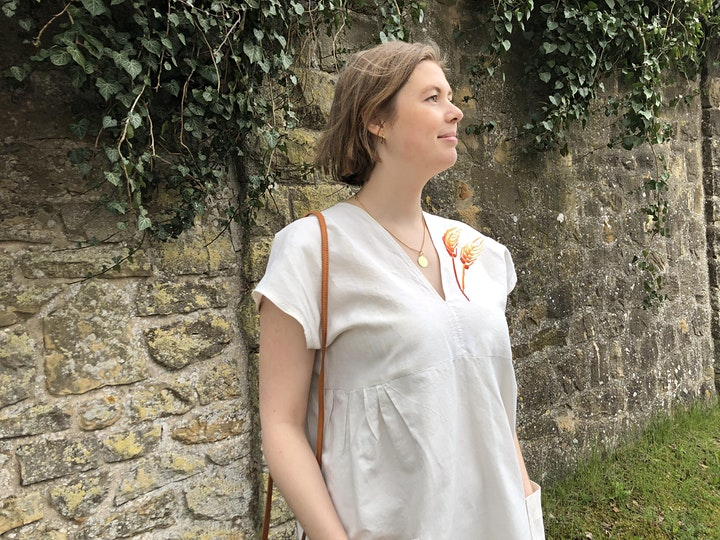 Make your own simple shift dress - sew along with Véro - 2 weekends image