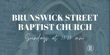 Brunswick Street Baptist Church  - Sunday, April  25 tickets
