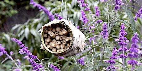 Build a bee hotel at Regent Community Garden tickets