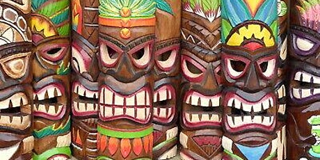 English for Kids - Tiki Mask Making (ADVANCED English, 11+yrs) with NATALIE tickets