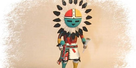 English for Kids - Hopi Kachina (ADVANCED English, 11+yrs) with NATALIE tickets