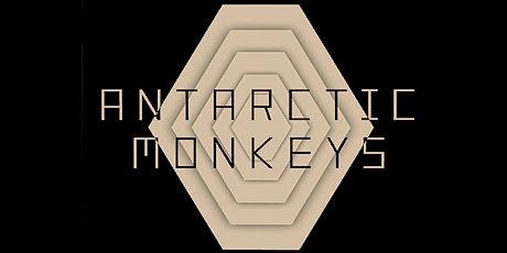 Antarctic Monkeys live Eleven Stoke tickets