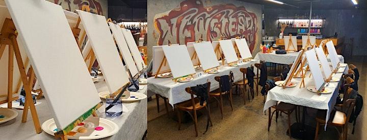 Brush 'n' Beers™ Painting image