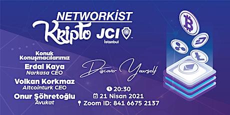 NETWORKIST KRİPTO tickets