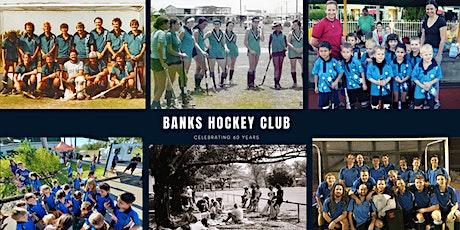 Banks Hockey Club's 60th Anniversary Gala Dinner tickets