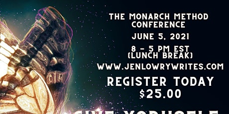 How to Write a Novel From Start to Finish - The Monarch Method Conference tickets