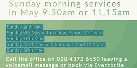 Newcastle Presbyterian Church Sunday Service 9th May tickets