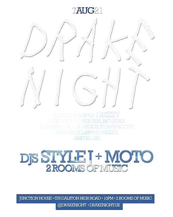 DRAKE NIGHT | DRAKE MUSIC ALL NIGHT image