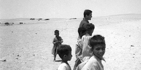 Cycle Pasolini • Notes pour un film sur L'Inde / Repérages en Palestine billets