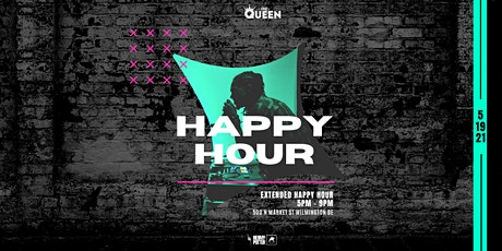 EXTENDED HAPPY HOUR tickets