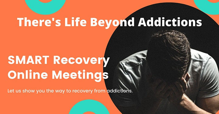 SMART Recovery Online Addiction Support Meeting image
