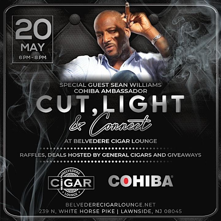 Cohiba Cut, Light & Connect image
