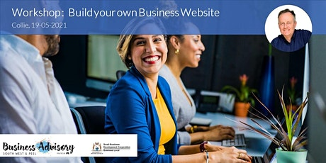 Build your own succesfull business website in 3 weeks tickets