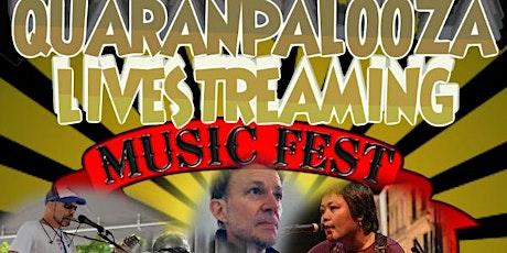 April 2021 QuaranPalooza Livestream Music Fest tickets
