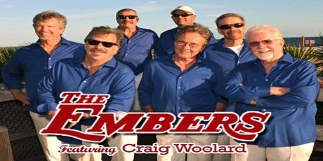 The Embers featuring Craig Woolard tickets
