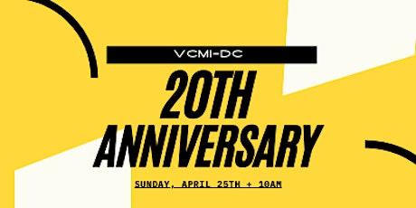 VCMI-DC Sunday Service | April 25 tickets